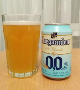 Безалкогольное пиво Hoegaarden (Хугарден)