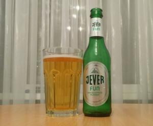 Безалкогольное пиво Jever Fun
