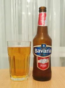 Безалкогольное пиво Bavaria