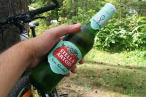 Безалкогольное пиво Stella Artois