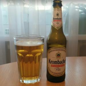 Безалкогольное пиво Krombacher