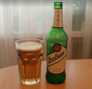 Безалкогольное пиво Zlaty Bazant