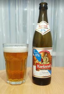 Безалкогольное пиво Karlovar