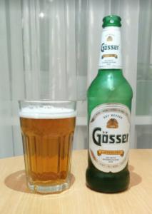 Безалкогольное пиво Gosser
