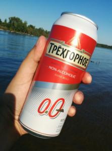 Безалкогольное пиво Трехгорное