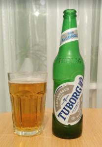 Безалкогольное пиво Tuborg