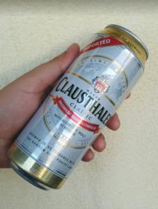 Безалкогольное пиво Clausthaler